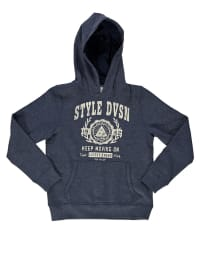 "Tom Tailor Sweatshirt ""Style Devision"" in Dunkelblau"