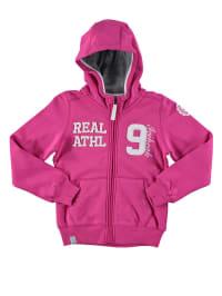 "Icepeak Sweatjacke ""Rose Jr"" in Pink"