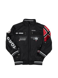 "Geographical Norway Jacke ""Craft"" in Schwarz"