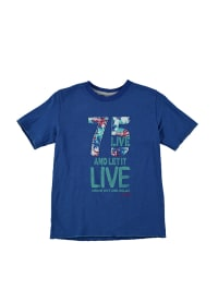 Sanetta Shirt in Blau
