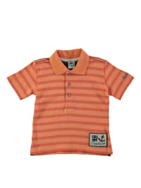 Sanetta Poloshirt in Orange