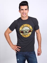 "Amplified Shirt ""Guns N´ Roses"" in Anthrazit/ Bunt"
