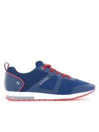 """Swissies Sneakers """"Albert"""" in Blau/ Orange"""