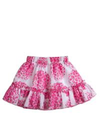 "Pacino Rock ""Spring"" in Weiß/ Pink"
