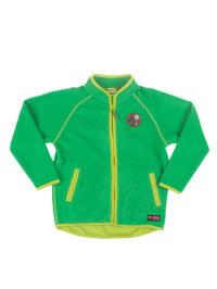 """Legowear Fleecejacke """"Stanley"""" in Grün/ Limette"""