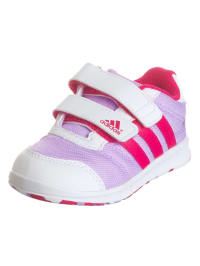 Adidas Sneakers in Lila/ Pink/ Weiß