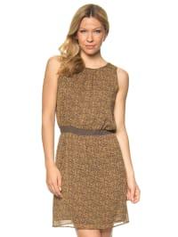 More & More Kleid in Khaki/ Beige
