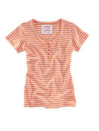 Roadsign Shirt in Orange