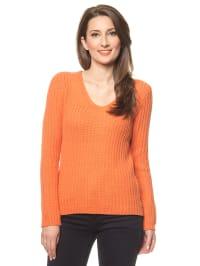 Eddie Bauer Pullover in Orange