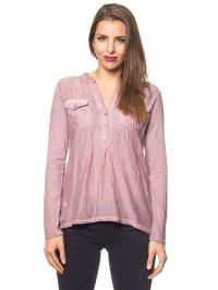 """Herrlicher Shirt """"Cesara"""" in Altrosa"""