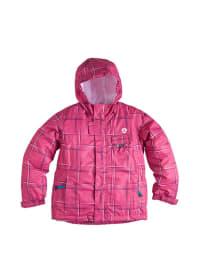 "Dare 2b Karierte Skijacke ""Doodle"" in pink"