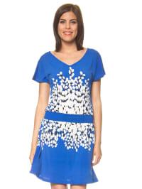 "Smash Kleid ""Katrina"" in Blau/ Weiß"