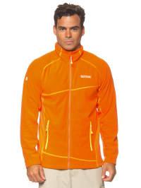 """Regatta Fleecejacke """"Emmons"""" in Orange"""