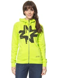 "Nikita Sweatjacke ""N-Star"" in Neongrün"