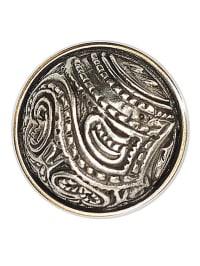 "NOOSA Chunk ""Boteh"" in Grau/ Silber"