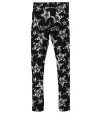 "Name it Leggings ""Jaster"" in Schwarz/ Weiß"