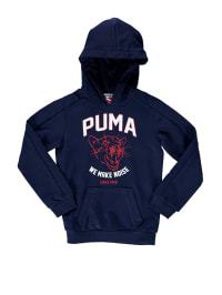 Puma Kapuzenpullover in Dunkelblau