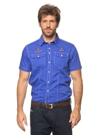 Twinlife Hemd in Blau
