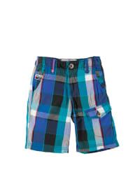 Twinlife Shorts in Blau/ Bunt