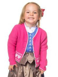 """Turi Landhaus Trachtenjacke """"Joy"""" in Pink"""