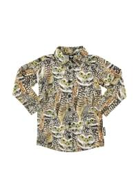 Wild Hemd in Braun/ Beige