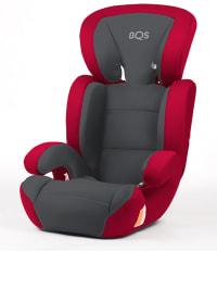 """Babyauto Kinderautositz """"BJP23"""" in Grau/ Rot"""