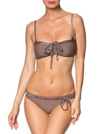 Schiesser Bikini in Hellbraun