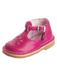 "Aster Leder-Ballerinas ""Bimbo"" in Pink"