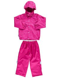 Ticket2heaven Regenanzug in Pink/ Rot