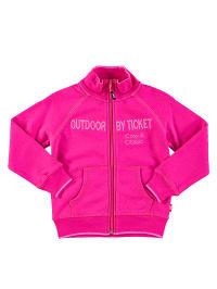 """Ticket2heaven Sweatjacke """"Marlie"""" in Pink"""