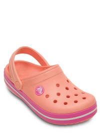 "Crocs Clogs ""Crocband Kids"" in Apricot/ Pink"