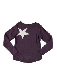Paglie Pullover in Violett