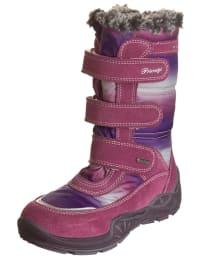 """Primigi Stiefel """"Gessy"""" in Lila/ Pink"""