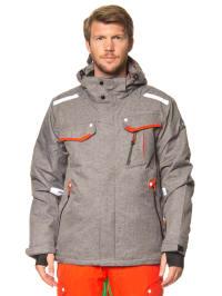 "Killtec Ski-/ Snowboardjacke ""Harry"" in Grau"