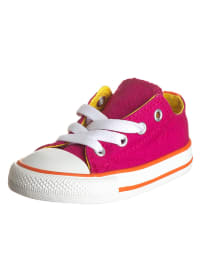 """Converse Sneakers """"CT Dbl Tng OX"""" in Pink/ Rot"""