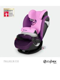 "Cybex Autokindersitz ""Pallas M-fix"" in Lila/ Rosa"