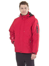 "Killtec Outdoorjacke ""Villoy"" in Rot"