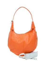 """Zwei Beuteltasche """"Mademoiselle M16"""" in Orange - (B)45 x (H)35 x (T)18 cm"""