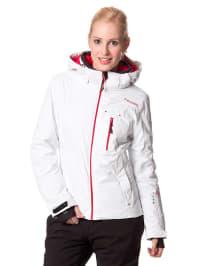 Hyra Ski-/ Snowboardjacke in Weiß